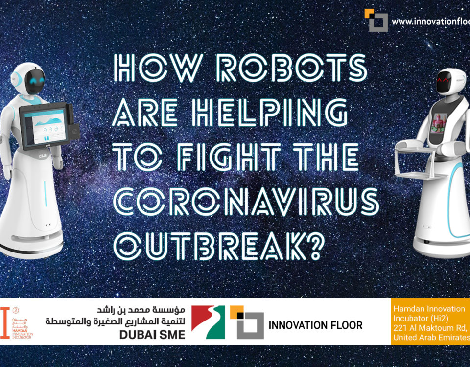 How Robots Are Helping to Fight the Coronavirus Outbreak