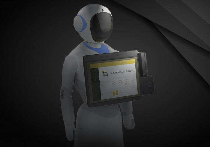 Service-robots-Innovation-Floor-Dubai